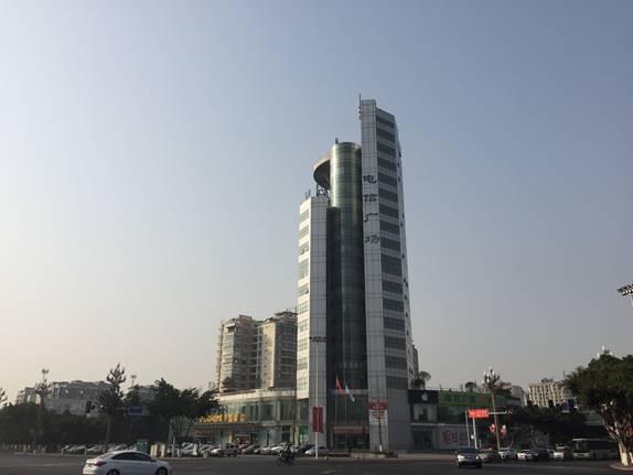 中国电信四川分公司广场四川冷却塔噪音整改项目