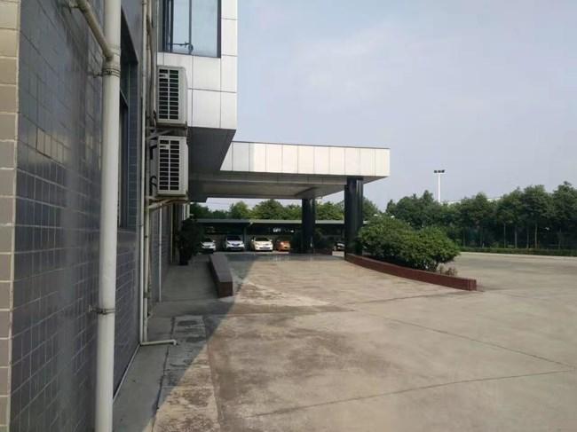 四川玻璃钢冷却塔厂区展示