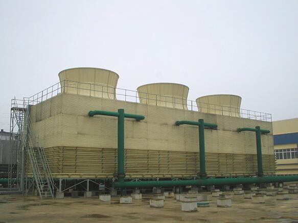 四川工业冷却塔-XFTG系列工业型钢混结构冷却塔