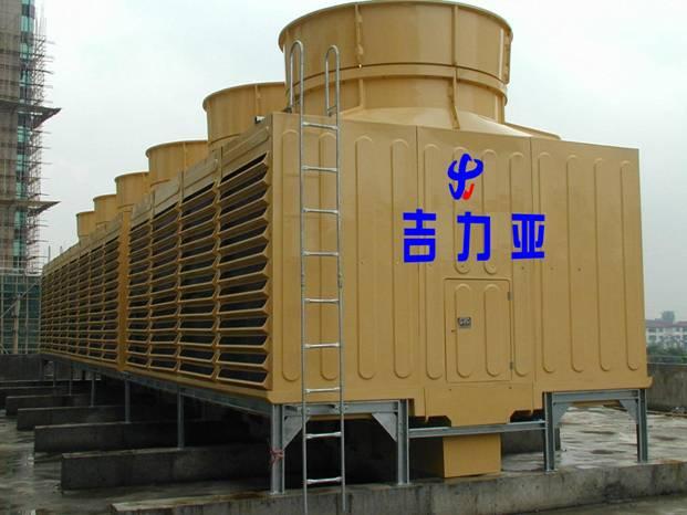 四川冷却塔厂家带您了解清洗冷却塔填料的方法介绍