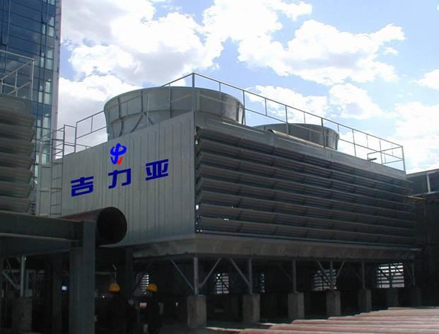 四川冷却塔-横流开式玻璃钢冷却塔