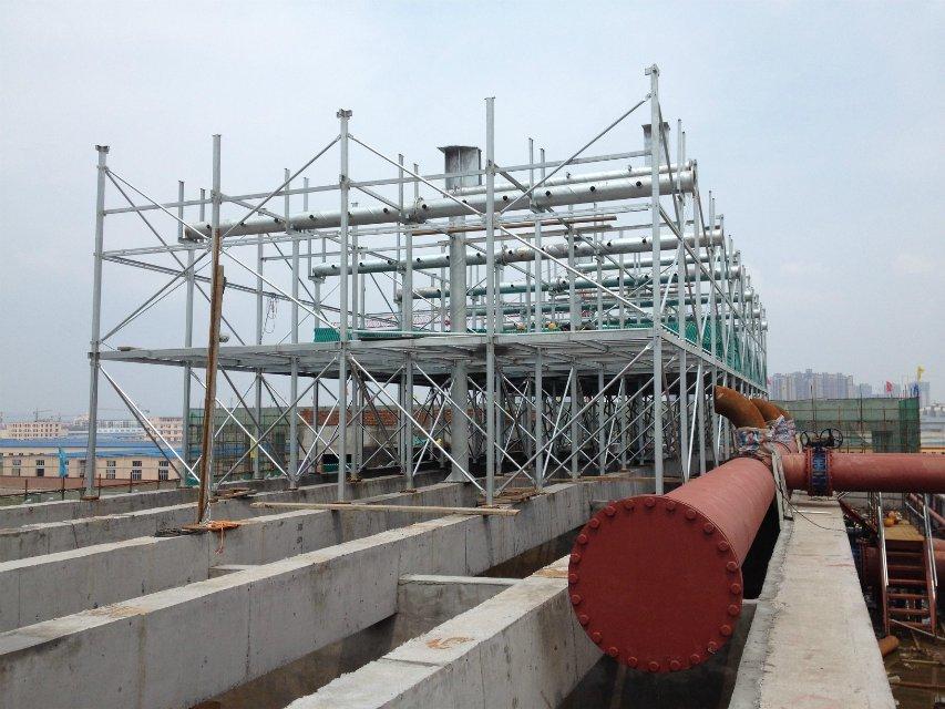 四川工业冷却塔安装