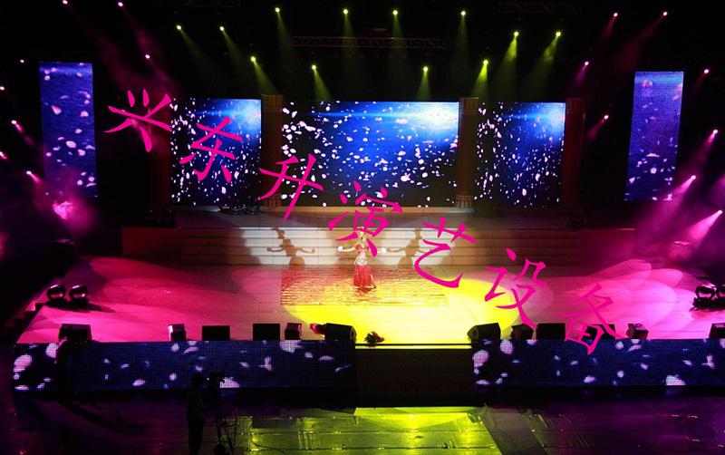 四川舞台设备案例
