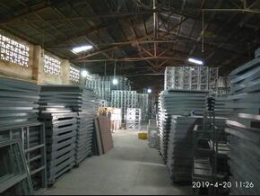 石榴hd视频成都桁架生产车间