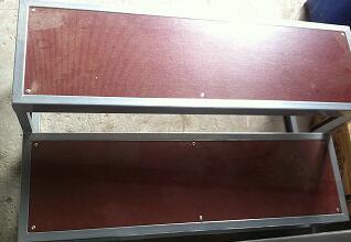 石榴hd视频成都舞台设备-钢铁固定步梯