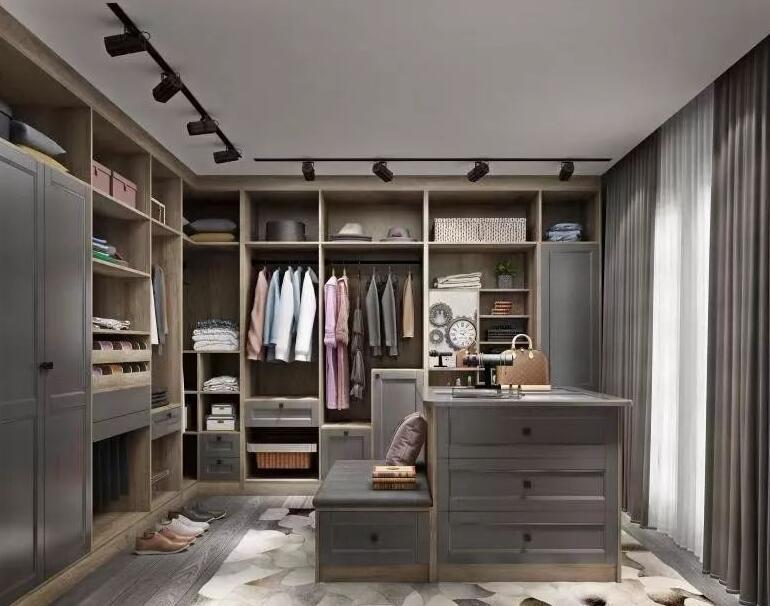 要有舒適的居住體驗感,定製衣櫃注重這些可以達到