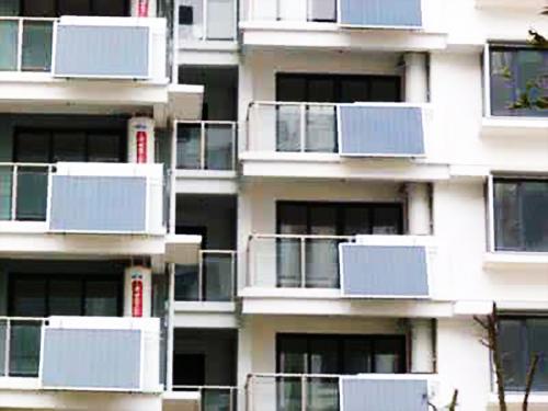 武汉太阳能热水工程施工