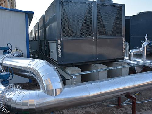 武汉空气能热水工程