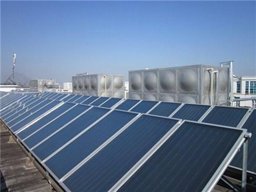 武漢太陽能熱水工程哪家好-園博園
