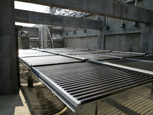 武汉太阳能热水工程