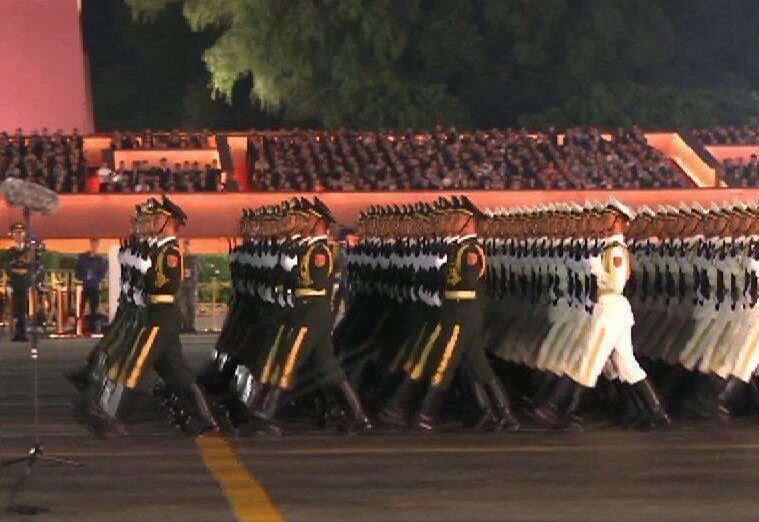 国庆庆祝活动第三次全流程演练21日至23日举行