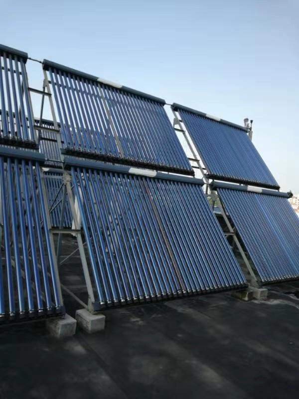 武汉太阳能热水工程模块