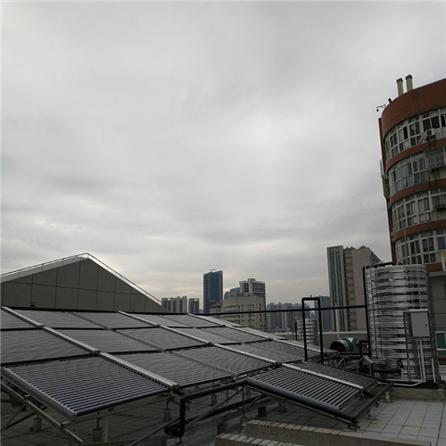 武汉精神卫生中心容声空气能热水工程