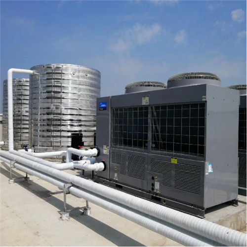 武汉紫阳湖宾馆容声空气能电箱