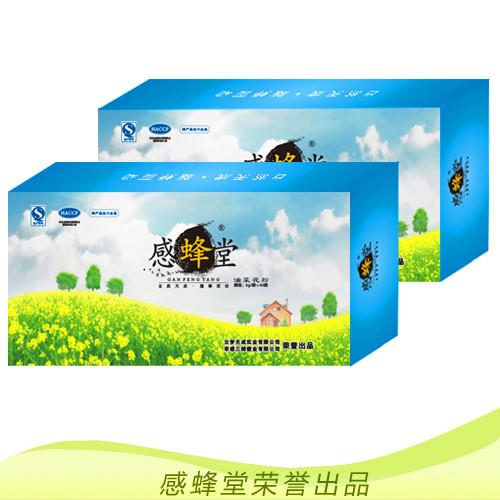 蜂蜜花粉礼盒系列·油菜花粉礼盒