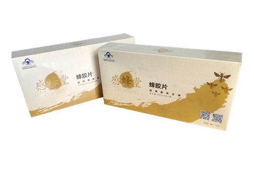 感蜂堂·蜂胶片盒装