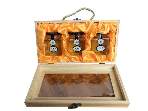 感蜂堂自然天成随风而动系列精装蜂蜜礼盒