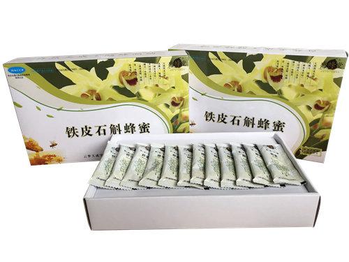 铁皮石斛蜂蜜礼盒装
