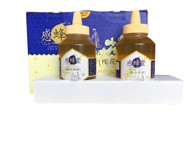 湖北洋槐蜂蜜礼盒