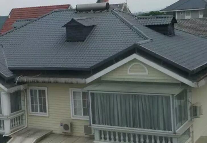 陕西树脂瓦房屋合作案例