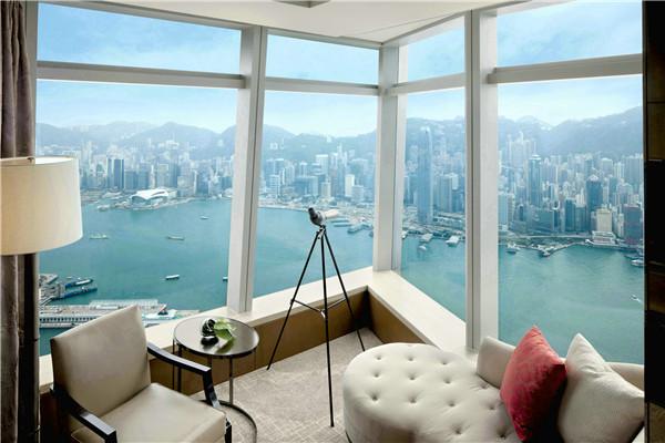 香港新鸿基地产室内装修设计项目