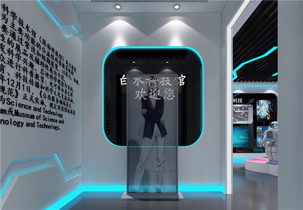 """智能中控系统——企业展厅的""""大脑"""""""
