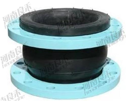 广东橡胶接头KXT可曲挠单球橡胶接头