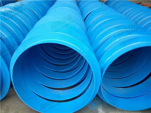 广东防水套管通常同用以管道穿过墙面的地域受有震动或者有严实防水规定的建筑物