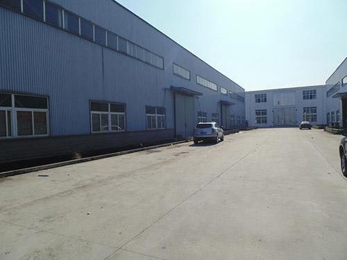 四川风管生产环境