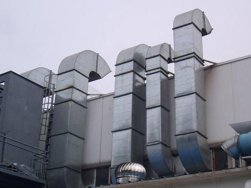 小编与大家分享一下成都不锈钢油烟管道设备的基本结构