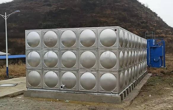 贵州泵房水箱