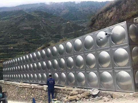 四川方形不锈钢水箱