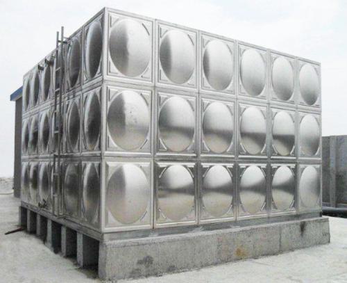 四川不锈钢水箱来告诉你不锈钢方形水箱的优势和用途