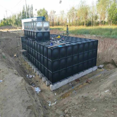 选择四川地埋式水箱的原因与优势