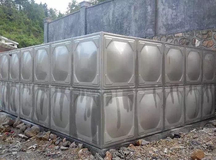 现在地埋式水箱越来越受欢迎的原因?