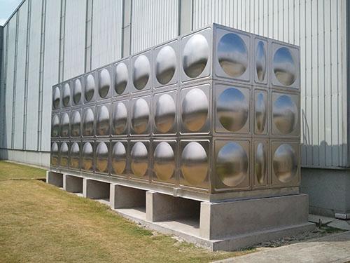 不锈钢保温水箱如何清洗