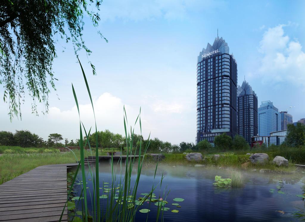 郑州美豪诺富特酒店和郑州君芝友酒店用品厂家战略合作