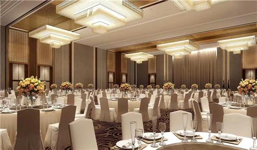 大酒店餐厅布草桌布