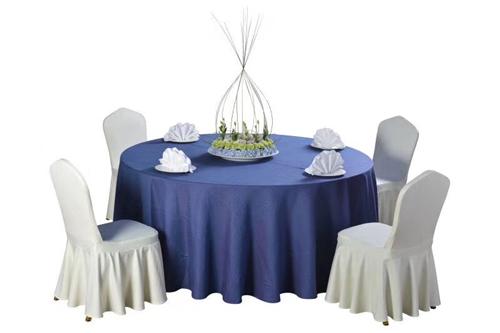 圆桌布 欧式布艺桌布酒店布草