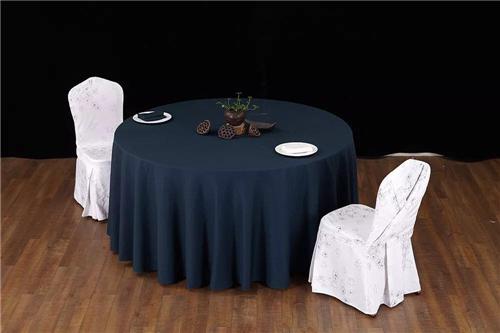 桌布布艺桌布酒店布草