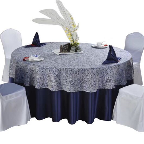 酒店布草桌布圆形布艺