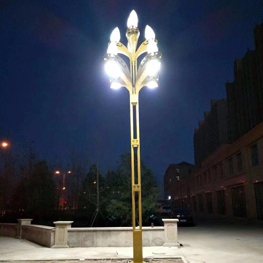 朗和照明玉兰灯