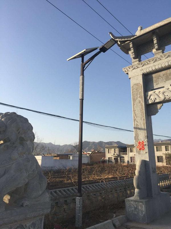 咸阳市泾阳县方灯安装亮化工程