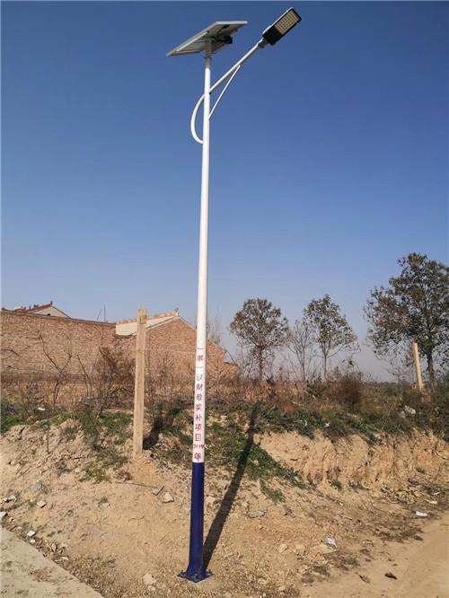 山西省吕梁市文水县  6米太阳能路灯   一事一议财政奖补项目