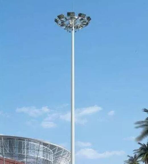 照明灯具中高杆投光灯该如何选择?