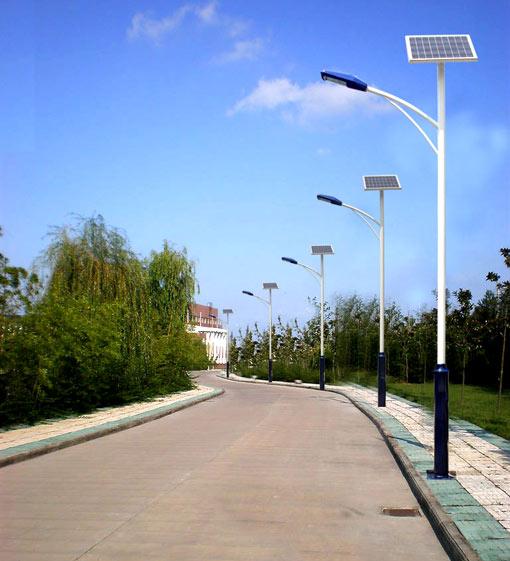 陕西太阳能路灯批发厂家