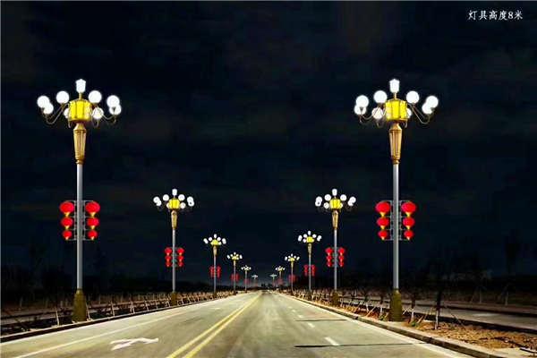西安中华灯厂家