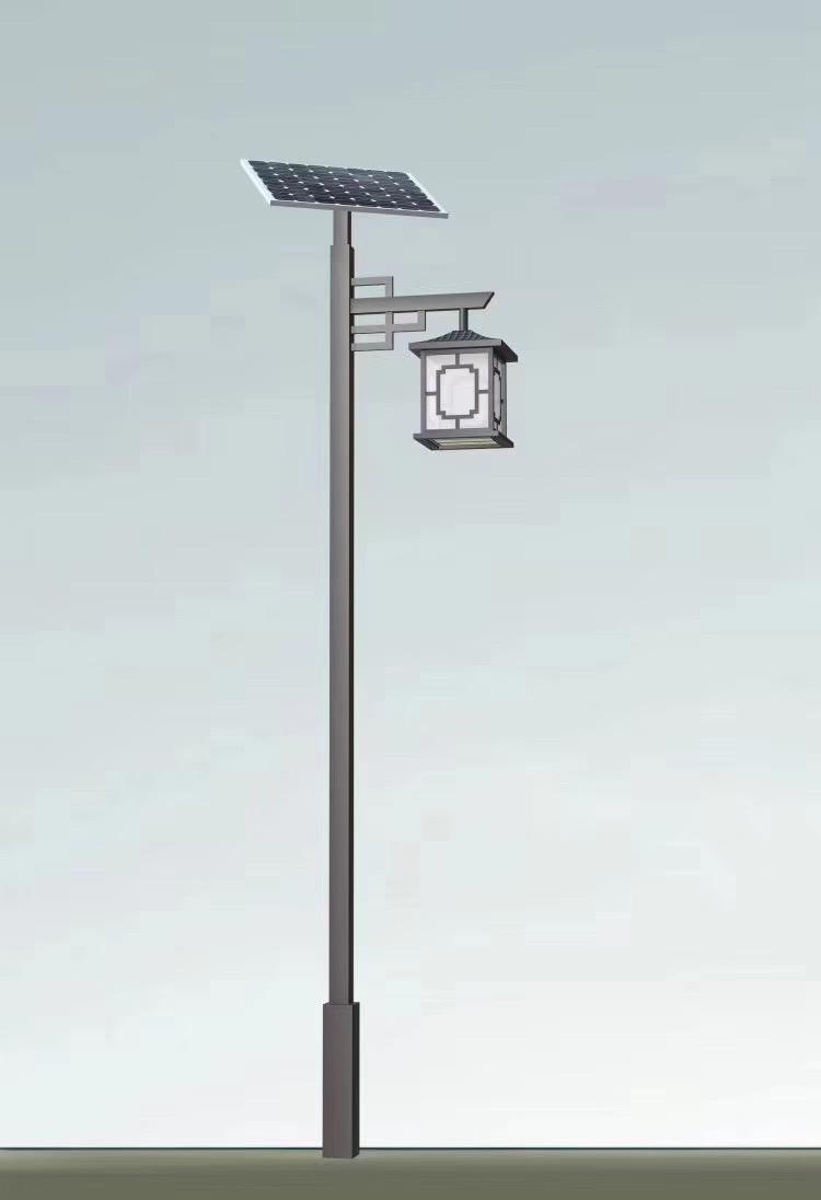 朗和照庭院灯