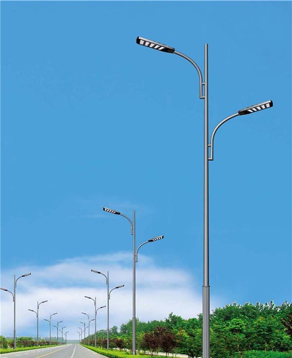 朗和照明市政路灯