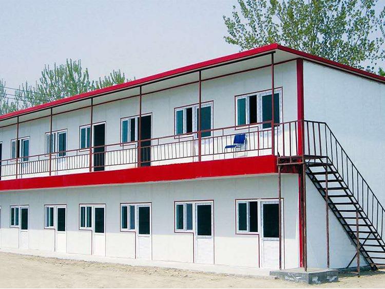 重庆住人集装箱 办公室 临时住房集装箱